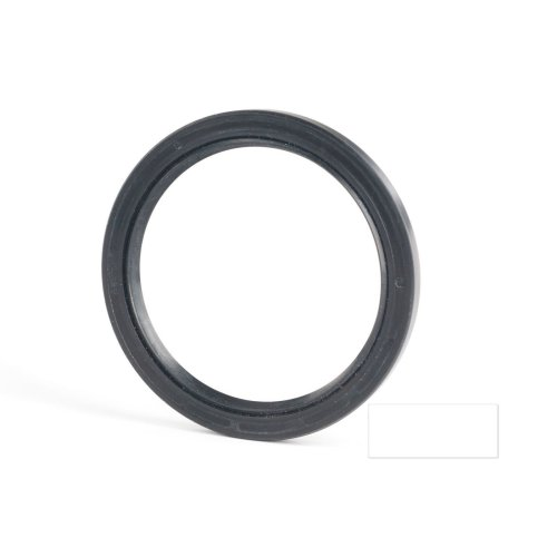 6x16x5mm Oil Seal Nitrile Double Lip With Spring 2 Pack