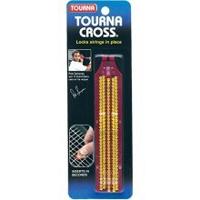 Unique Tourna Cross Tennis Racquet Friction Reducer