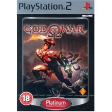 God of War - God of War Platinum (PS2)