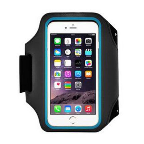 [Black] Fashion Arm Package Armband For Running Cell Phone Armband Sport Armband