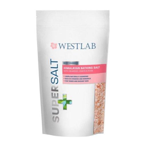 Westlab SuperSalt Body Cleanse Himalayan Bathing Salt 1kg