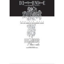 Death Note Another Note: the Los Angeles Bb Murder Cases (novel): Volume 1