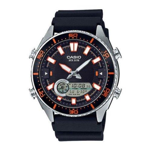 Casio AMW720-1AV Analog - Digital Watch - Black
