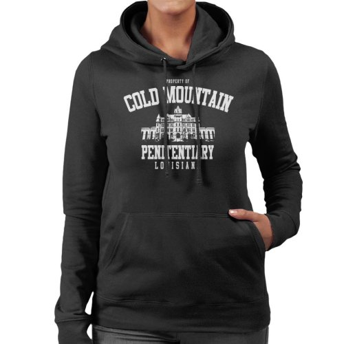 Cold Mountain Penitentiary The Green Mile Women's Hooded Sweatshirt