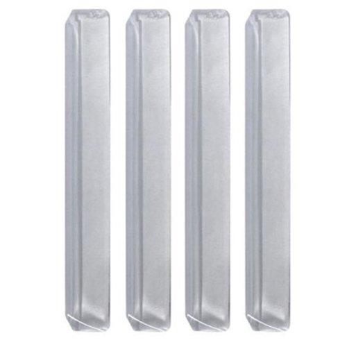 Clear 4 Piece Door Edge Protector - Car Transparent Protectors x Guards Lampa -  door car 4 edge transparent protectors x guards clear lampa