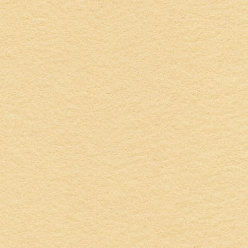 "Kunin Rainbow Eco Felt Sheet - 12"" x 9"" ( 30cm x 23cm ) - 100% Polyester - Antique White"