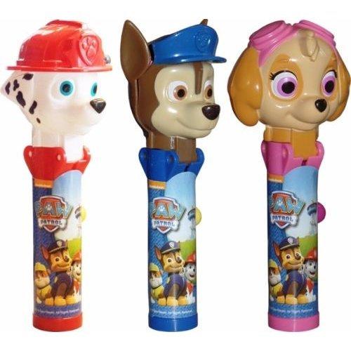 Paw Patrol Pop Ups! Lollipop 3 Pack Chase Skye Marshall