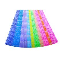 420 Sheets Origami Stars Papers Package - Glows in the Dark 10 Colors