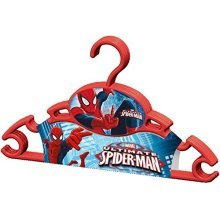 St160 - Childrens Hangers - Spiderman -  st160 childrens hangers spiderman