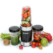 ViVo Professional 900W 11pc Blizzard Multi Vegetable Fruit Blender Food Processor