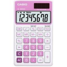 Casio SL-300NC Pocket Display calculator Pink