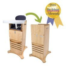 Little Helper Award Winning 5-in-1 FunPod High Chair EX DISPLAY