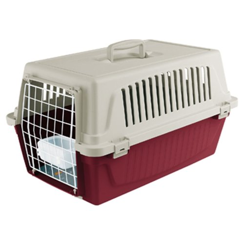 Atlas 20 Small Dog Carrier Mixed Colours 58x37x32cm (Pack of 3)