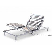 Electric bed base - Adjustable - Single - 90x200cm - COMFORT