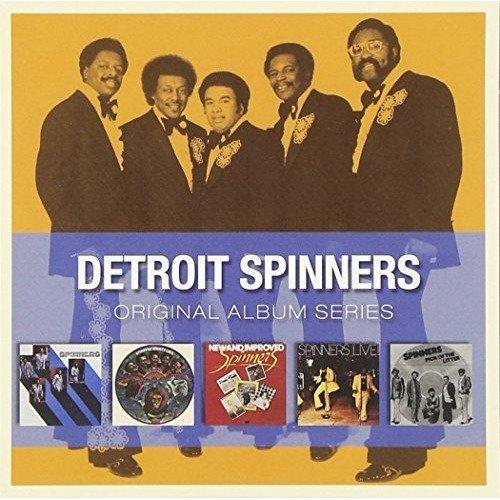 Spinners - Original Album Series [CD]