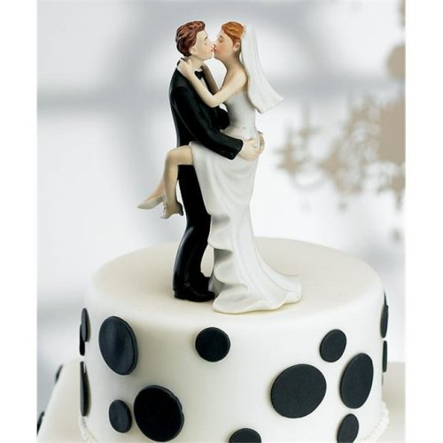 Weddingstar 8446 Kissing Couple Cake Topper