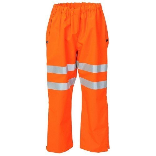 Click GTHV160ORL Gore-Tex Foul Weather Over Trousers Hi Vis Orange Large