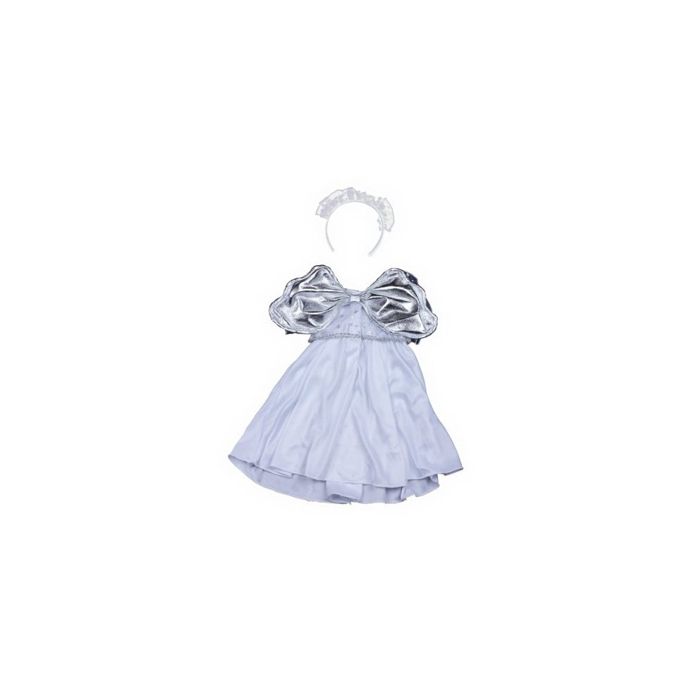 Metallic Silver /& Black Cheerleader Teddy Bear Clothes Fits Most 14-18 Build-A-Bear and Make Your Own Stuffed  Animals Teddy Mountain