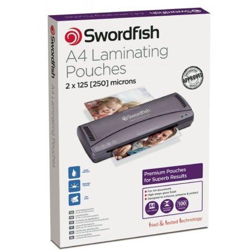 Swordfish 48021 100, 5pc(s) laminator pouch