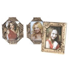 5 x 7 Gold Ornate Photo Frame -  ornate frame photo vintage baroque rococostyle gold picture 5 x 7