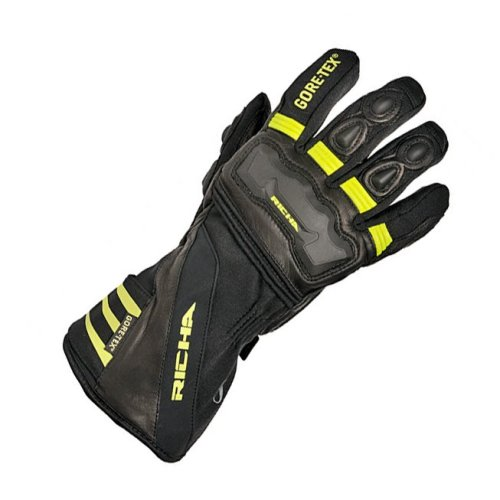 Richa Cold Protect Fluo Gore-Tex Motorcycle Gloves