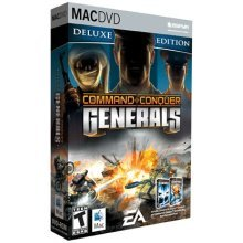 Command & Conquer: Generals - Deluxe Edition (Mac)