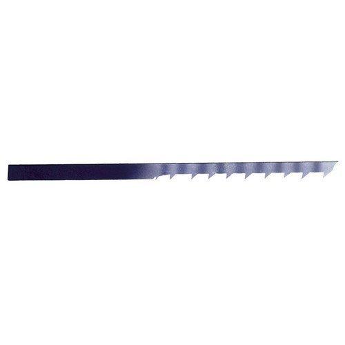 Draper 25504 127mm x 12tpi No 5 Plain End Fretsaw Blades