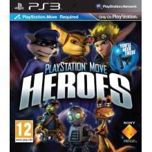 PlayStation Move Heroes - Move Required (PS3)