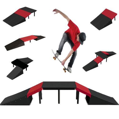 6 in 1 Skate Ramp