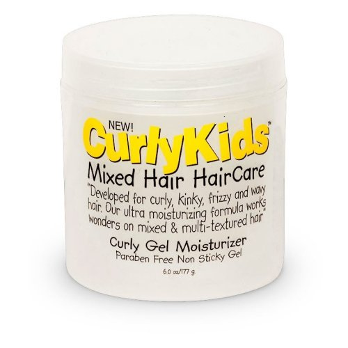 Curly Kids Gel Moisturiser 6oz