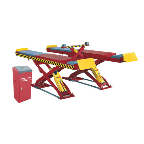 GEO Wheel Alignment Car Scissor Lift