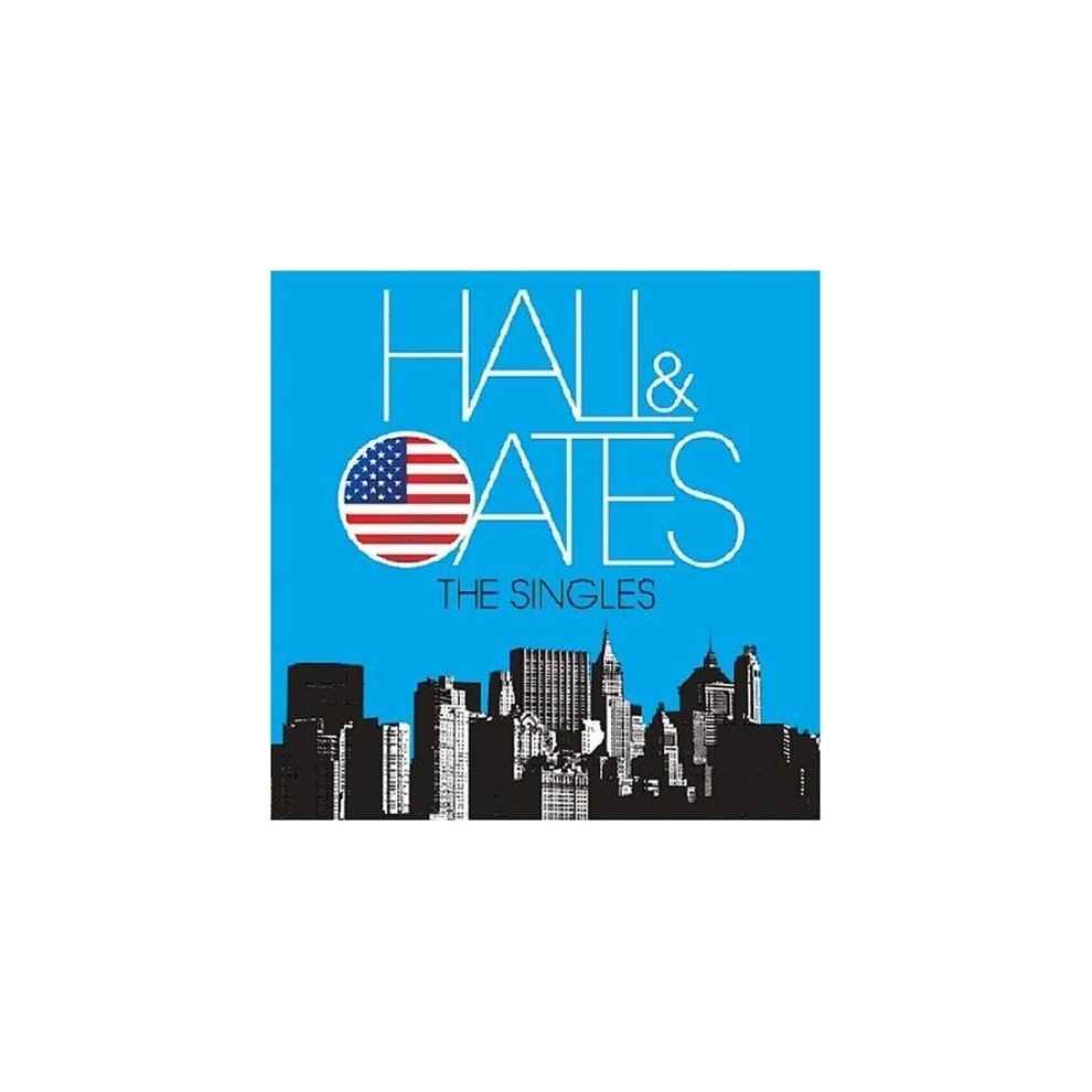 Hall and oates hit singles