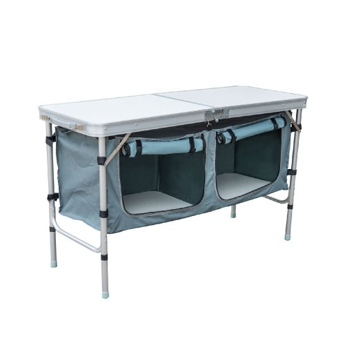 Homcom Table Folding Portable Outdoor Boxes