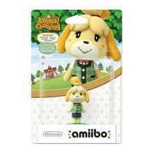 Isabelle Summer Outfit Amiibo Character - Animal Crossing Collection Wii U/3DS