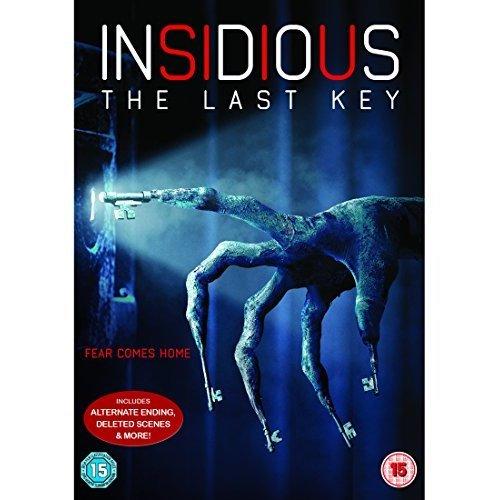 Insidious: The Last Key [DVD] [2018] [DVD]
