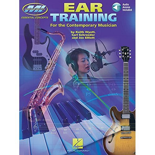 Musician'S Institute Essential Concepts   Ear Training
