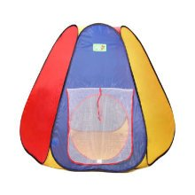 Multicolors Play Tents Indoor/Outdoor Play Tent Beach Tent for Kids