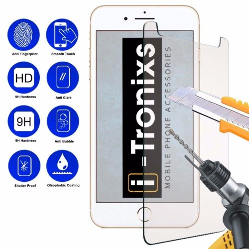 """Itronixs - Bq Mobile Bqs-5009 Sidney (5"""") 9h Protection Glass Armor Protective Film Screen Protector Tempered Glass Anti Scratch Laminated Glass"""