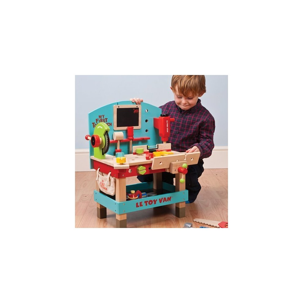 Prime Le Toy Van Wooden My First Tool Bench Gamerscity Chair Design For Home Gamerscityorg