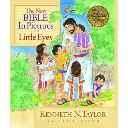 Bible in Pictures for Little Eyes