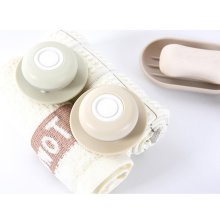Portable Liquid Soap Container Plasitic Shampoo Dispenser