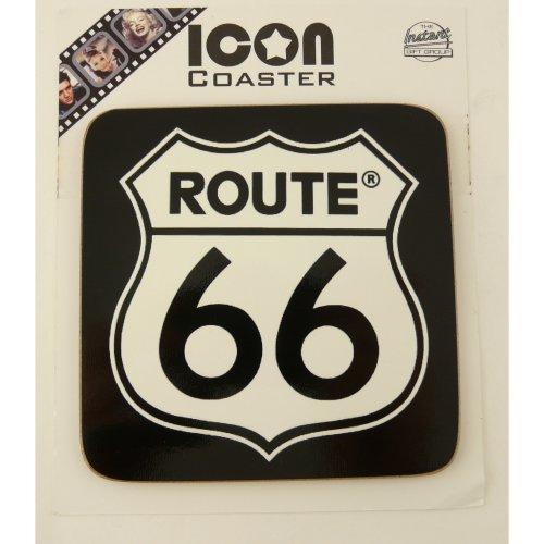 Route 66 Logo Coaster