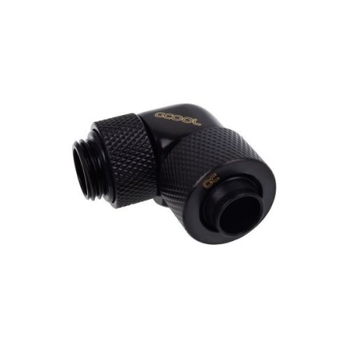 Alphacool Eiszapfen 13/10mm Compression Fitting 90degree Rotary G1/4