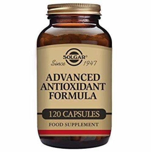 Solgar, Advanced Antioxidant Formula, 120 Vegetable Capsules
