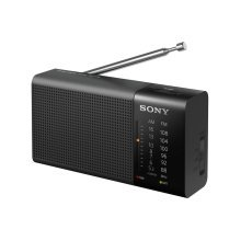 Sony Portable ICF-P36 AM/FM Radio - Black
