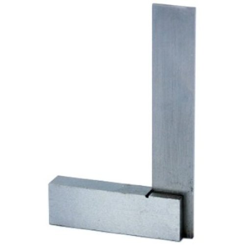 """3"""" Solid Steel Engineers Square - 3 Modelcraft 75mm Stock 3inch Pack 1 Inches -  square engineers 3 solid steel modelcraft 75mm stock 3inch pack 1"""