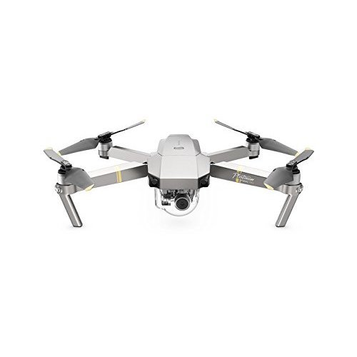 DJI Mavic Pro Drone Fly More Como - Platinum