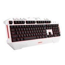 Asus Cerberus Arctic Usb White Keyboard