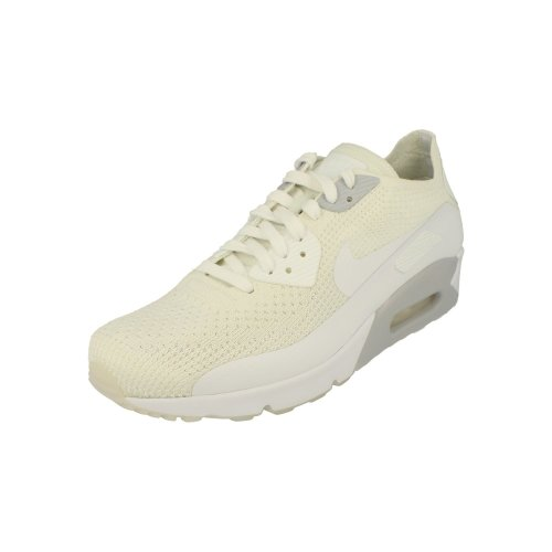 sports shoes 4cafb a2896 Nike Air Max 90 Ultra 2.0 Flyknit Mens Running Trainers 875943 Sneakers  Shoes