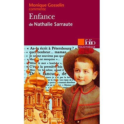 Monique Gosselin Present Enfance De Nathalie Sarraute